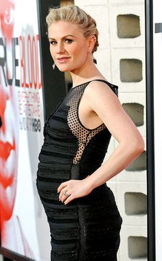 Anna Paquin and 'Bump'