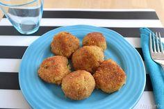 » Polpette di quinoa Ricette di Misya - Ricetta Polpette di quinoa di Misya