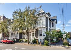 Gorgeous Victorian condo located between the Pearl District and Providence Park, blocks from Whole Foods. Newly refinished inside and out, assigned el