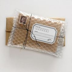 Be careful, this letter is sensitive Clothing Packaging, Jewelry Packaging, Brand Packaging, Gift Packaging, Packaging Ideas, Pen Pal Letters, Pretty Packaging, E Commerce, Smash Book