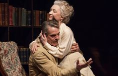 ★★★★ - Long Day's Journey Into Night review at the Bristol Old Vic – 'first-class'. Jeremy Irons and Lesley Manville in Long Day's Journey
