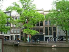 Anne Frank House in Amsterdam, ive been here. wow its beautiful to witness history