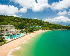 St Lucia - La Toc Resort