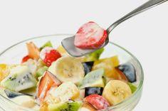 Chaos: Mangiare in estate: insalate di frutta e yogurt (r...