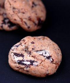 Chocolate Chunk Cherry Espresso Cookies ....... O'Kay!!!!