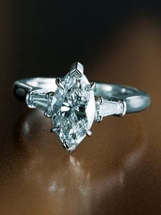 harry winston jewelry | when it's time, this will be my engagement band!