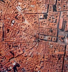 Medieval fabric of Bologna