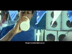 """CNIEL - """"Le lait Gaël Monfils"""" by LA CHOSE - YouTube"""