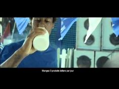 "CNIEL - ""Le lait Gaël Monfils"" by LA CHOSE - YouTube"