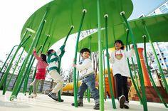 한화건설(대표 김현중)은 어린이 놀이