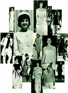Special Tribute to Jackie O - CFDA Fashion Awards journal 1994