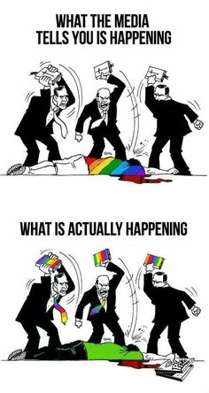 liberalism cruising in hate mode.