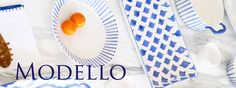 VIETRI - 'Modello' Collection *Pair w/ 'School of Fish' & 'Net & Stripe' Collections* | Plum Pudding Gourmet Kitchen Store