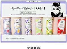 OPI PRODUCTS, INC. OPI Avojuice 6-pc. Assorted Body Lotion