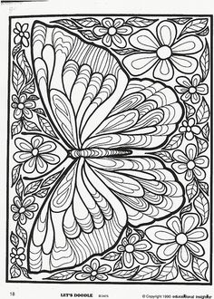 Butterfly Adult Coloring Page Butterfly Adult Coloring Page. butterfly Adult Coloring Page. Felicity French butterflies in butterfly coloring page Butterfly Adult Coloring Page butterfly Of Butterfly Adult Coloring Page Adult Coloring Pages, Coloring Pages To Print, Colouring Pages, Printable Coloring Pages, Coloring For Kids, Coloring Sheets, Free Coloring, Coloring Books, Colorful Drawings