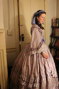 Adventures of a Costumer: Welbourne 1863