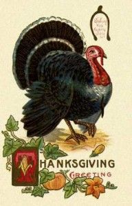 Thanksgiving Is The Best Holiday! | Musings from Marilyn - Finnfemme blog