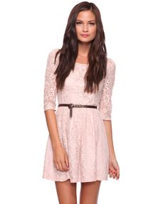 Floral Lace Dress | FOREVER21 - 2086807422