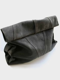 fold over clutch- the poetry of material things