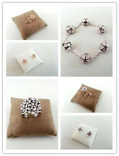 PANDORA Cherry Blossom Collection ♡