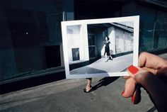 Guy Bourdin Polaroids