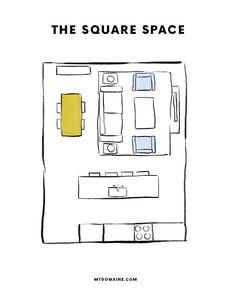 An Epic Floor Plan Swap Youll Want To Explore Homework - Open Plan Kitchen Floor Plan