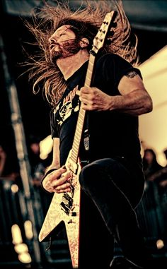 Gary holt - Slayer and Exodus Heavy Metal Music, Heavy Metal Bands, Gary Holt, Reign In Blood, Kerry King, Jazz, Metal T Shirts, Famous Musicians, Music Images