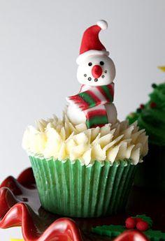 Objetivo: Cupcake Perfecto.: ¡¡Ha llegado la Navidad al blog!!