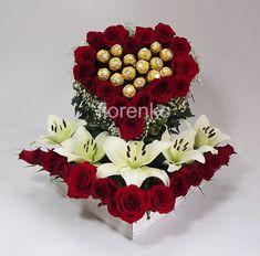 Resultado de imagen para arreglo floral para la esposa