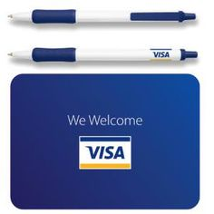 Free Pens, Stickers, Welcome Mats and Free Pen, Visa Gift Card, Gift Card Giveaway, Welcome Mats, Pens, Stickers, Website, Cards, Sticker