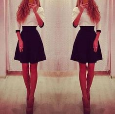 Slim stitching white dress #121102AD