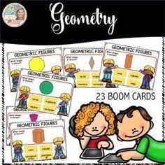Boom Cards - Geometry