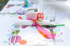"For an event for Munchkin baby products in Los Angeles in November, Jeannie Savage of Details Details used toys on the tabletops to ""evoke childhood memories,"" she said, for the bloggers, event planners, and influential mom guests in attendance.  Photo: Jessica Claire"