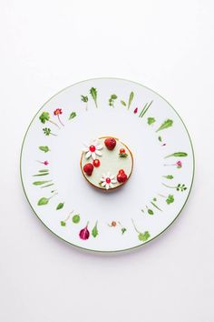 Oooh, I want to make plates similar to this!