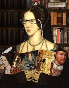 The Tudor Book Blog Reading Challenge. WHAT?!