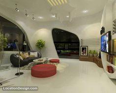 ديكورات وتصميمات حديثة لبيت عصرى .. هل تراها مميزه ؟ - لوكشين ديزين . نت