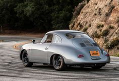 1959 Porsche 356S Outlaw by Emory Motorsports | Inspiration Grid | Design Inspiration