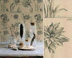 papier peint herbier tendance-kc-3