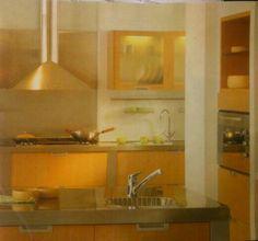Mi casa, cocina