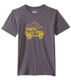 ec17a10f United By Blue Men's Adventure Mobile Short Sleeve Tee
