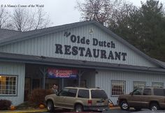 Olde Dutch Restaurant And Banquet Haus Review In Ohio S Hocking Hills
