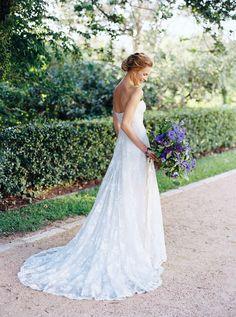 Elegant Victoria's Secret Bridals - Real Weddings - Once Wed Floral Wedding, Wedding Bouquets, Wedding Dresses, Once Wed, Bridal Portraits, Beautiful Bride, Wedding Designs, Wedding Inspiration, Wedding Ideas