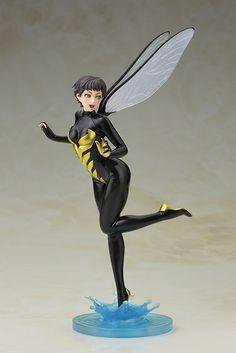 A KOTOBUKIYA Japanese import!The Marvel Bishoujo collection, bringing you new interpretations of familiar superheroes and villains, adds a new membe