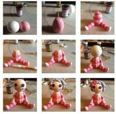 http://laylah22.deviantart.com/art/Lalaloopsy-cake-topper-step-by-step-tutorial-389736725