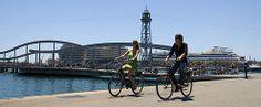 Barcelona Bici - Bicycle touring through Barcelona.