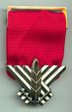 ISRAEL Courage Medal