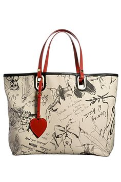 cf908f2704 Moschino, wish i could have this trendy cool piece,. Cute Handbags, Purses