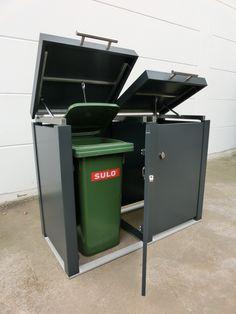Mülltonnenhaus: Qualität hat ihren Preis - Letztendlich ...