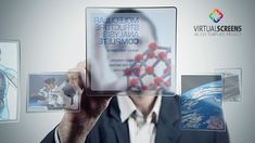 Virtual Glass Screens