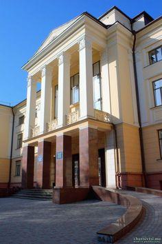 The Chernivtsi National University Scientific Library III / Наукова бібліотека Чернівецького Національного Університету III